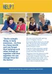 Homework HELP Club flyer thumbnail