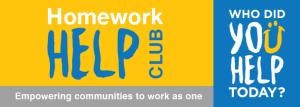 Homework HELP Club banner