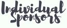 Individual Sponsors