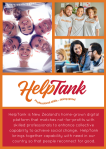 HelpTank flyer