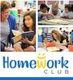 Thumbnail image of Homework Club flyer