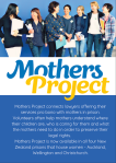 Mothers Project flyer thumbnail image